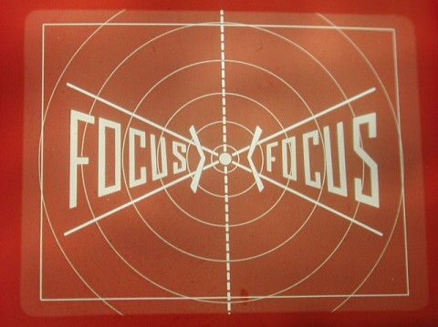 """Focus Focus"" by Bart Everson is licensed under CC BY 2.0"