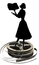 Reel Librarians logo
