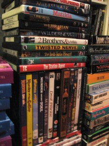 A glimpse into my world of reel librarians