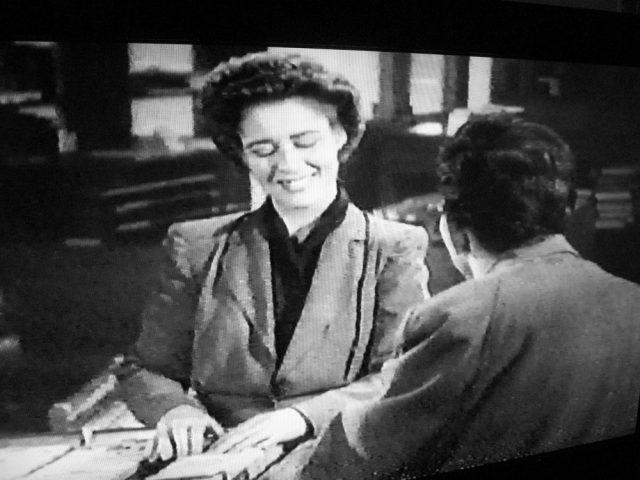 Miss Gottschalk as Sarah Shelby in The Seventh Victim (1943)