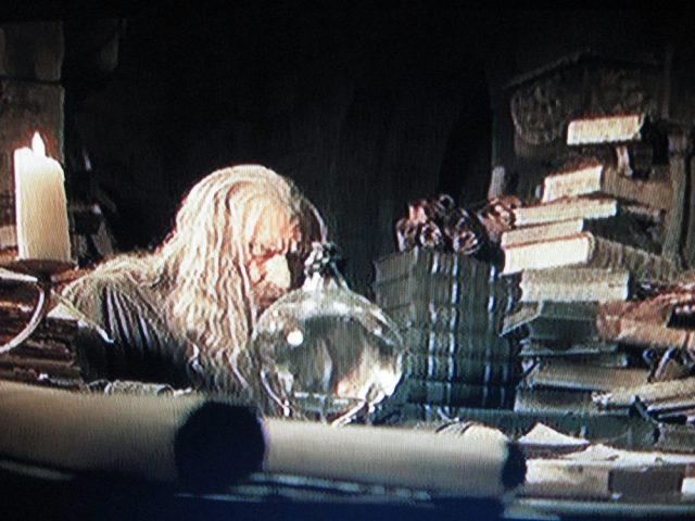 Disorganization in the archives of The Lord of the Rings: The Fellowship of the Ring