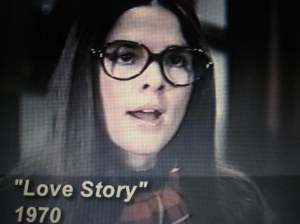 Screenshot from 'Love Story' (1970)