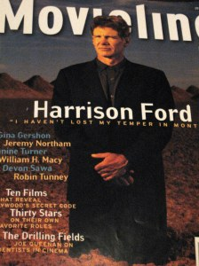 Movieline inspiration, my own copy of the July 1997 magazine issue