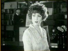 Claire Windsor in The Blot (public domain)