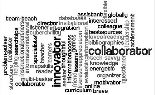 Today's Librarian Wordle by theunquietlibrarian is licensed under CC BY NC 2.0