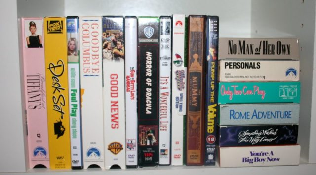 Movies from my thesis list