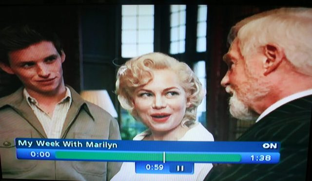 Screenshot from My Week with Marilyn
