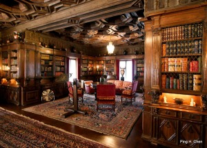 Hearst Castle Library, Beverly Hills, CA