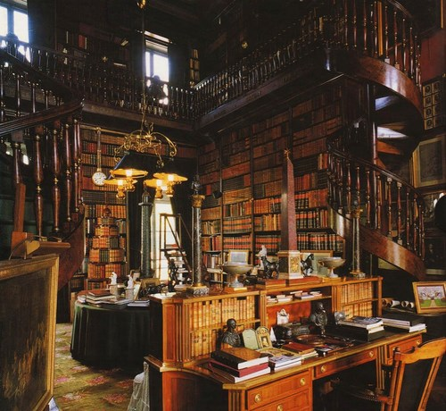 Guest post: Beautiful libraries (4/4)