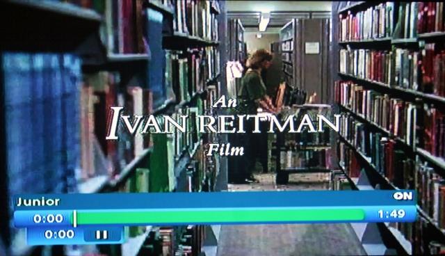 Reel Librarians  |  A junior librarian