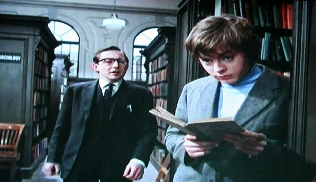 Reel librarian in Twisted Nerve