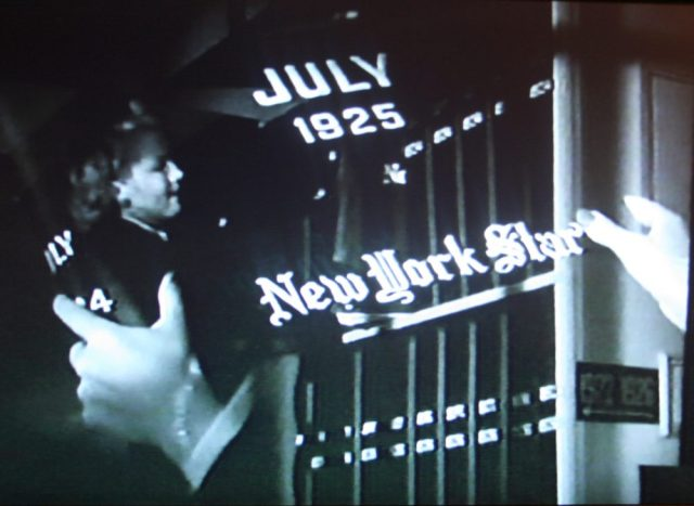 New York Star newspaper archives