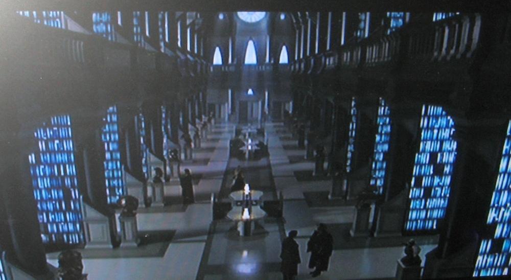 The Jedi librarian (1/5)
