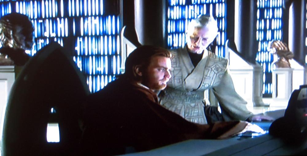 The Jedi librarian (3/5)