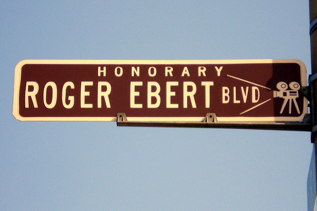 """Roger Ebert Blvd."" by Rex Bennett is licensed under a CC BY NC SA 2.0 license"
