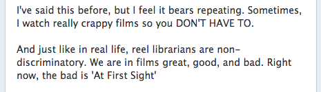 Reel Librarians
