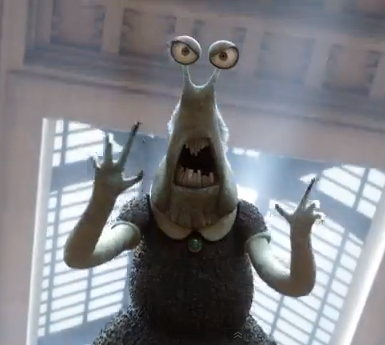 Reel Librarians  |  Monsters University screenshot