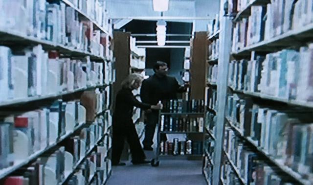 Reel Librarians  |  Screenshot from 'The Next Three Days'