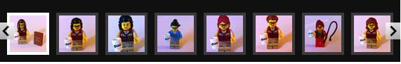 Lego Librarian gallery