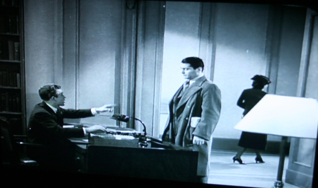 Reel Librarians  |  'Confessions of a Nazi Spy' screenshot