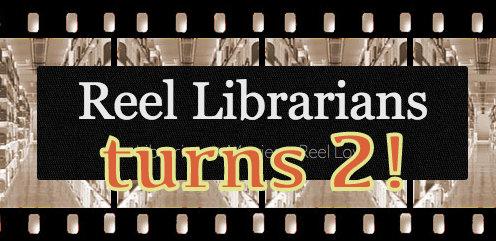 Reel Librarians  |  Happy anniversary + reel librarian anniversary