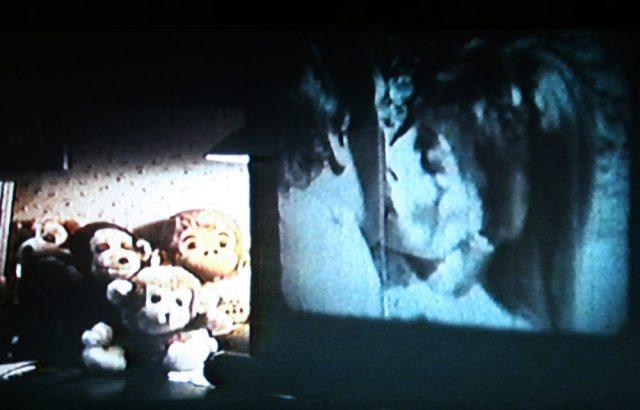 Stuffed animals in The Attic
