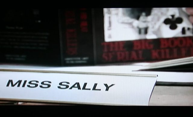 Miss Sally, Chainsaw Sally