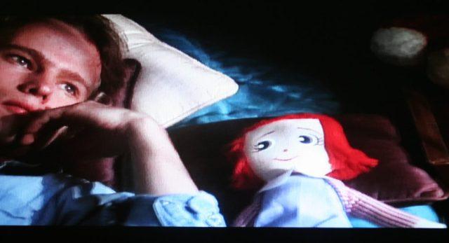 Stuffed doll in The Killing Kind