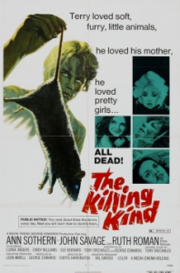Reel Librarians  |  'The Killing Kind' poster