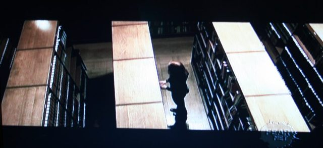Screenshot from Urban Legend