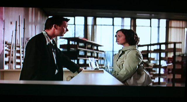 Librarian meets Miranda
