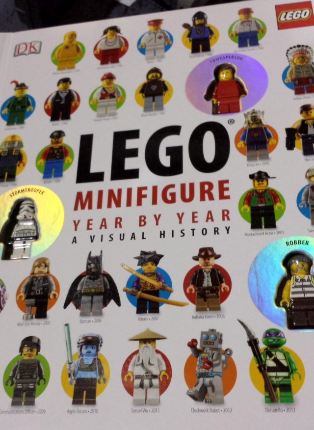 Reel Librarians | Lego minifigures, a visual history