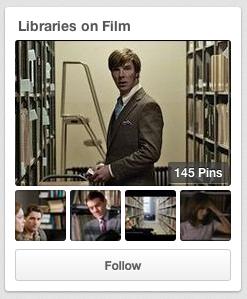 American Libraries Pinterest board