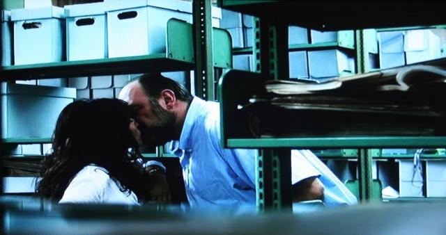 Reel Librarians | Screenshot from 'Enough Said'