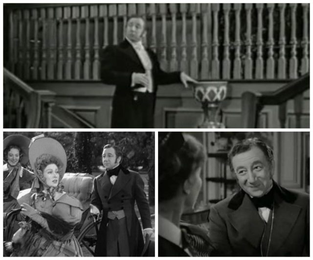 Mr. Collins in Pride and Prejudice (1940)