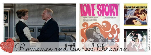 Romance and the reel librarian