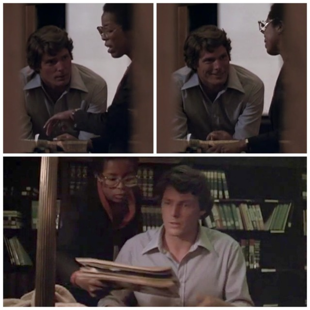 Reel Librarians  |  Screenshots from 'Somewhere in Time'