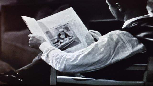 Reel Librarians  |  Screenshot of 'Libeled Lady'