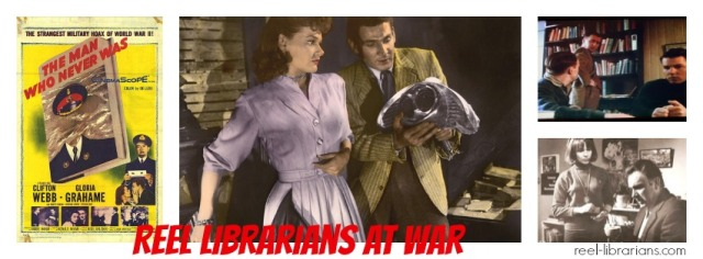 Reel Librarians |  War films and reel librarians
