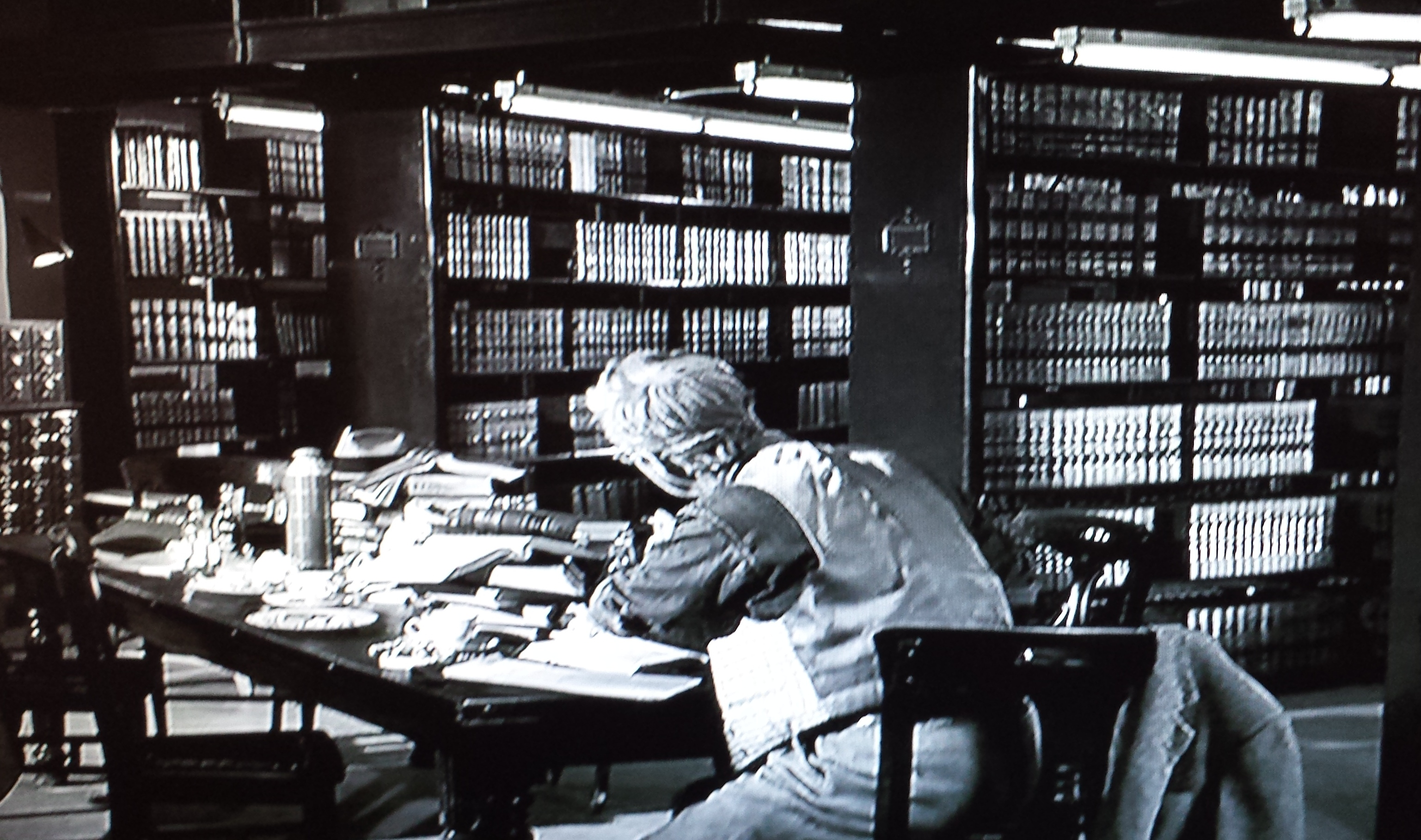 Anatomy of a law library « Reel Librarians