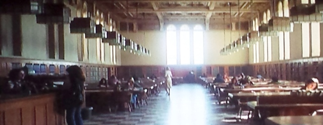 Reel Librarians  |  Screenshot from 'Marathon Man'