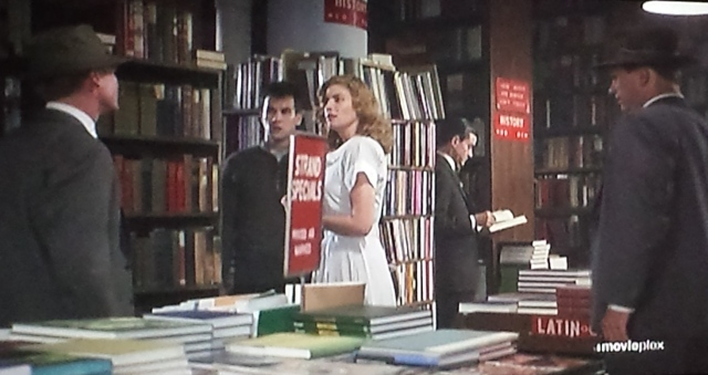 Reel Librarians  |  Screenshot from 'The House on Carroll Street' (1988)