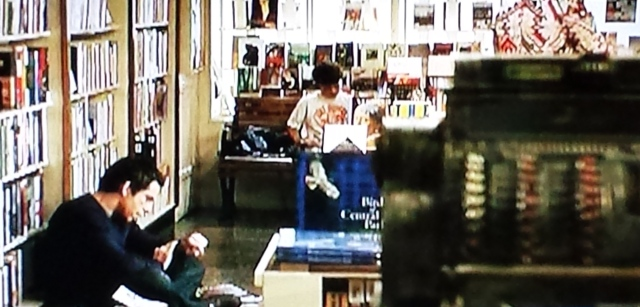Reel Librarians  |  Screenshot from 'Night at the Museum' (2006)