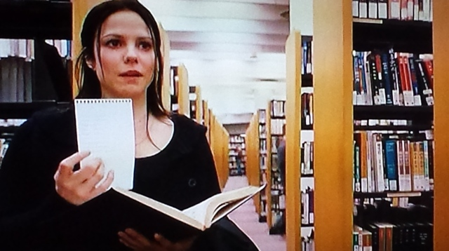 Reel Librarians  |  Screenshot from 'Red' (2010)