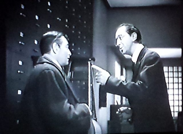 Screenshot from The Mask of Dimitrios (1944)