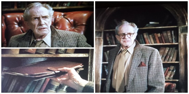 Reel Librarians  |  Screenshots from 'From a Whisper to a Scream' (1987)
