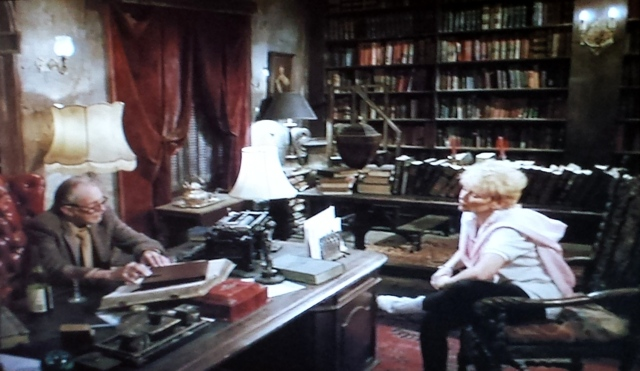Reel Librarians  |  Screenshot from 'From a Whisper to a Scream' (1987)