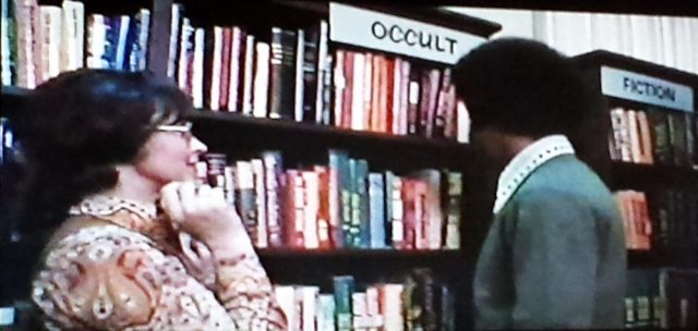 Reel librarian in Scream Blacula Scream (1973)