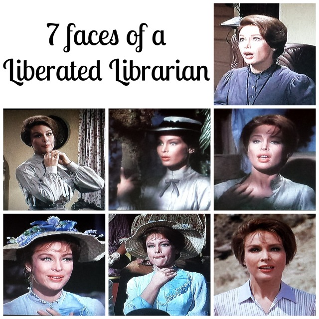 Reel Librarians  |  7 faces of a Liberated Librarian