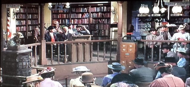 Reel Librarians  |  Screenshot from '7 Faces of Dr. Lao'